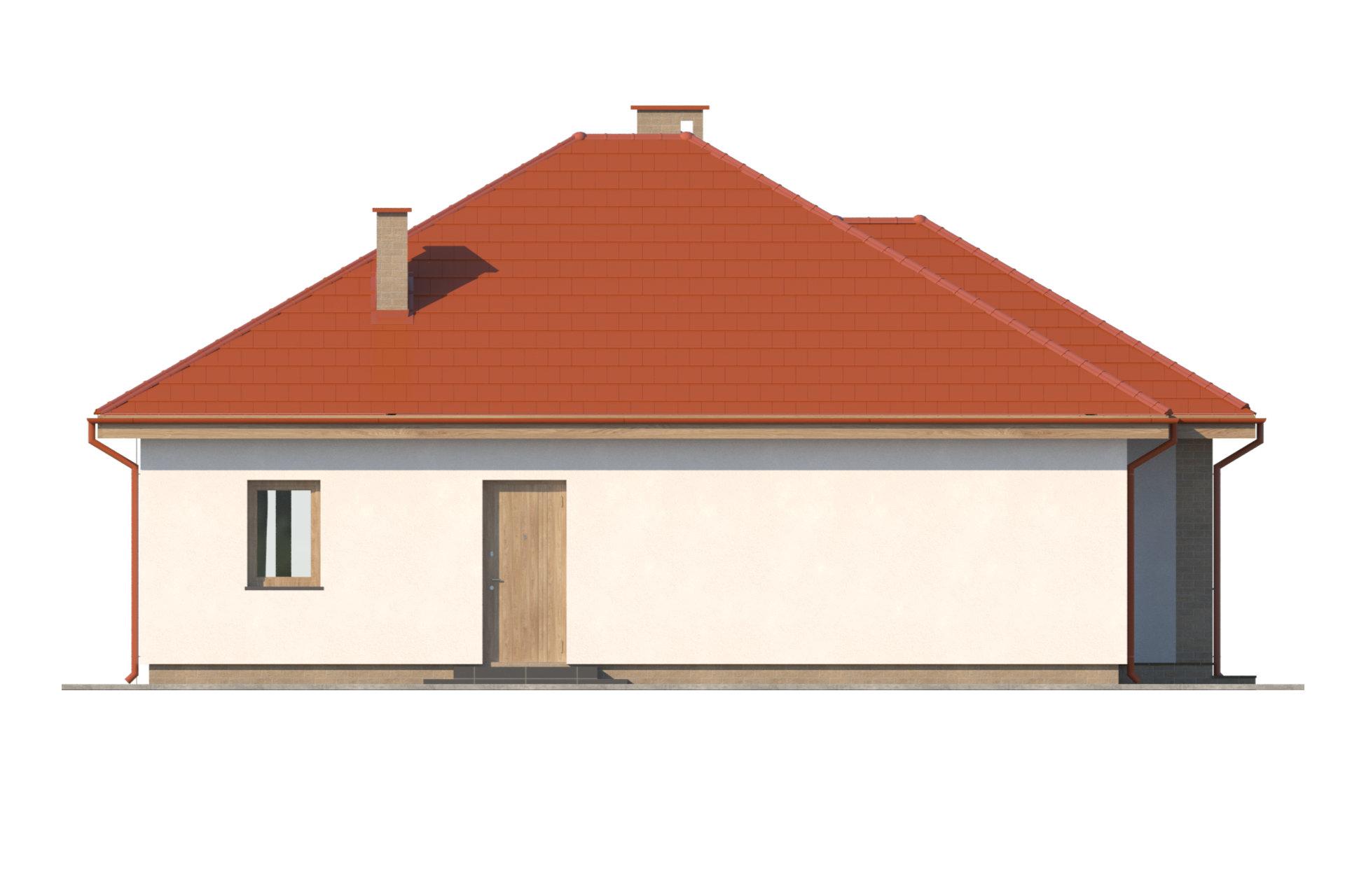Budynek mieszkalny parterowy